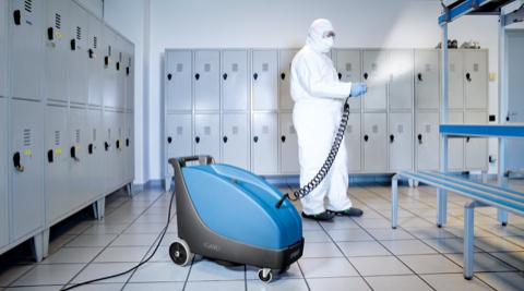 Cantello Torino - Nebulizzatore per disinfettanti ambientali